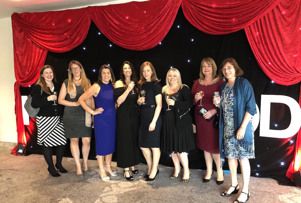 Ladies' lunch raises over £3,700 for Mustard Tree